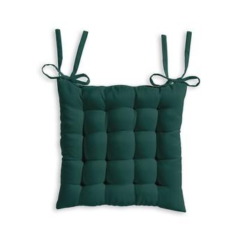 Dom Poduszki na krzesło Today TODAY MATELASSÉE POLYESTER Zielony