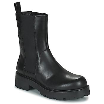 Buty Damskie Buty za kostkę Vagabond Shoemakers COSMO 2.1 Czarny