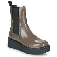 Buty Damskie Buty za kostkę Vagabond Shoemakers TARA Brązowy / Clair