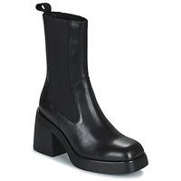 Buty Damskie Botki Vagabond Shoemakers BROOKE Czarny