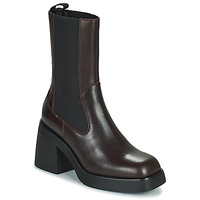 Buty Damskie Botki Vagabond Shoemakers BROOKE Brązowy