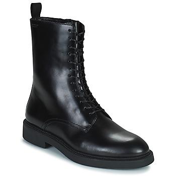 Buty Damskie Buty za kostkę Vagabond Shoemakers ALEX W Czarny