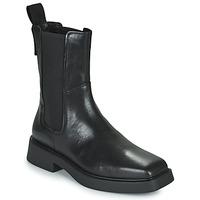Buty Damskie Buty za kostkę Vagabond Shoemakers JILLIAN Czarny