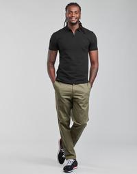 tekstylia Męskie Spodnie z pięcioma kieszeniami Polo Ralph Lauren ALLINE Kaki