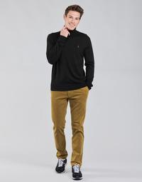 tekstylia Męskie Spodnie z pięcioma kieszeniami Polo Ralph Lauren RETOMBA Beżowy