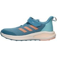 Buty Chłopiec Bieganie / trail adidas Originals FY1342 Niebieski
