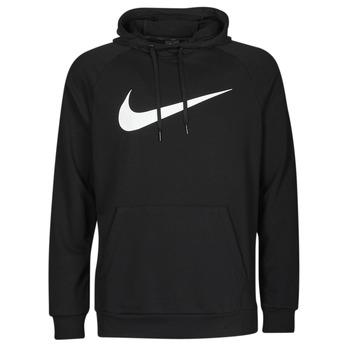tekstylia Męskie Bluzy Nike NIKE DRI-FIT Czarny
