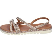 Buty Damskie Sandały Femme Plus BJ888 Beżowy