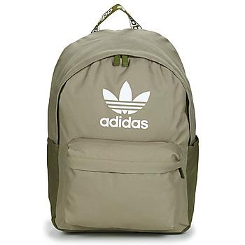 Torby Plecaki adidas Originals ADICOLOR BACKPK Zielony / Orbite