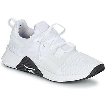 Buty Buty halowe Reebok Sport FLASHFILM TRAIN 2.0 Biały
