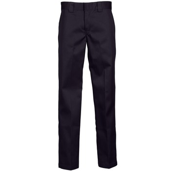 tekstylia Męskie Spodnie z pięcioma kieszeniami Dickies WORK PANT Czarny