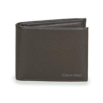 Torby Męskie Portfele Calvin Klein Jeans WARMTH BIFOLD 5CC W/COIN Brązowy