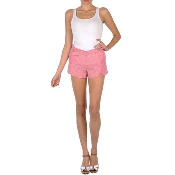 tekstylia Damskie Szorty i Bermudy Brigitte Bardot MAELA Różowy