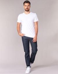 tekstylia Męskie Jeansy straight leg Levi's 501 LEVIS ORIGINAL FIT Niebieski