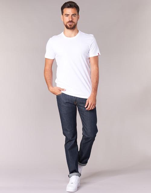tekstylia Męskie Jeansy straight leg Levi's 501® Levi's®ORIGINAL FIT Niebieski
