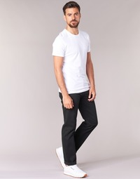 tekstylia Męskie Jeansy straight leg Levi's 501 LEVIS ORIGINAL FIT Czarny