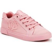 Buty Damskie Trampki niskie DC Shoes Buty lifestylowe DC Chelsea TX 303226-ROS różowy