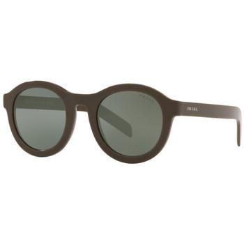 Zegarki & Biżuteria  Męskie okulary przeciwsłoneczne Prada  Zielony
