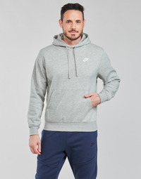 tekstylia Męskie Bluzy Nike NIKE SPORTSWEAR CLUB FLEECE Szary / Biały