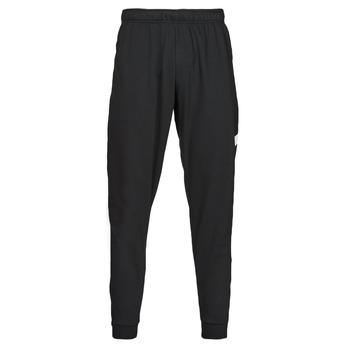 tekstylia Męskie Spodnie dresowe Nike NIKE DRI-FIT Czarny / Biały