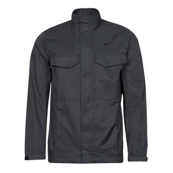 tekstylia Męskie Kurtki krótkie Nike M NSW SPE WVN UL M65 JKT Czarny
