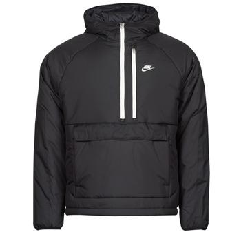 tekstylia Męskie Kurtki krótkie Nike M NSW TF RPL LEGACY HD ANORAK Czarny