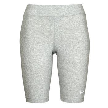 tekstylia Damskie Legginsy Nike NIKE SPORTSWEAR ESSENTIAL Szary / Biały