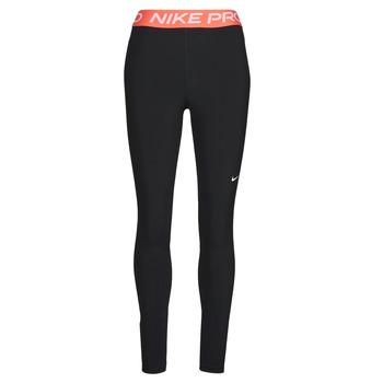 tekstylia Damskie Legginsy Nike NIKE PRO 365 Czarny / Biały