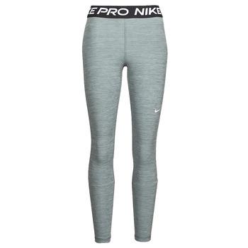 tekstylia Damskie Legginsy Nike NIKE PRO 365 Szary / Czarny / Biały