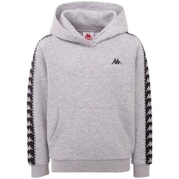 tekstylia Męskie Bluzy dresowe Kappa Igon Sweatshirt Szary