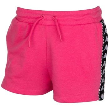 tekstylia Damskie Szorty i Bermudy Kappa Irisha Shorts Różowy