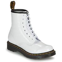 Buty Damskie Buty za kostkę Dr Martens 1460 W Biały