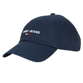 Dodatki Męskie Czapki z daszkiem Tommy Jeans TJM SPORT CAP Marine