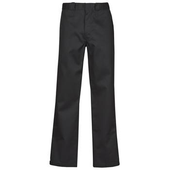 tekstylia Męskie Spodnie z pięcioma kieszeniami Dickies ORIGINAL FIT STRAIGHT LEG WORK PNT Czarny