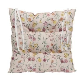 Dom Poduszki na krzesło Decoris ALIX Różowy