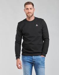 tekstylia Męskie Bluzy Le Coq Sportif ESS CREW SWEAT N 3 M Czarny