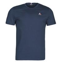 tekstylia Męskie T-shirty z krótkim rękawem Le Coq Sportif ESS TEE SS N 3 M Marine