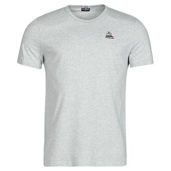 tekstylia Męskie T-shirty z krótkim rękawem Le Coq Sportif ESS TEE SS N 3 M Szary / Chiné
