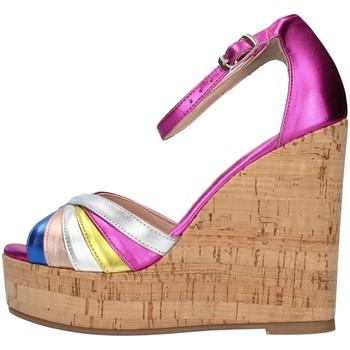 Buty Damskie Sandały L'amour 631 Różowy