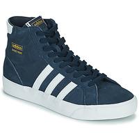 Buty Trampki wysokie adidas Originals BASKET PROFI Marine
