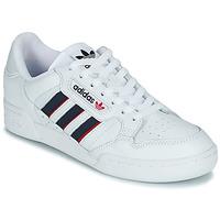 Buty Trampki niskie adidas Originals CONTINENTAL 80 STRI Biały / Niebieski / Czerwony
