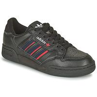 Buty Trampki niskie adidas Originals CONTINENTAL 80 STRI Czarny / Niebieski / Czerwony