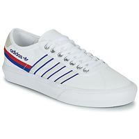 Buty Trampki niskie adidas Originals DELPALA Biały / Niebieski