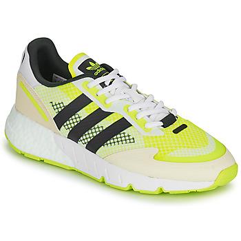 Buty Męskie Trampki niskie adidas Originals ZX 1K BOOST Biały / Żółty