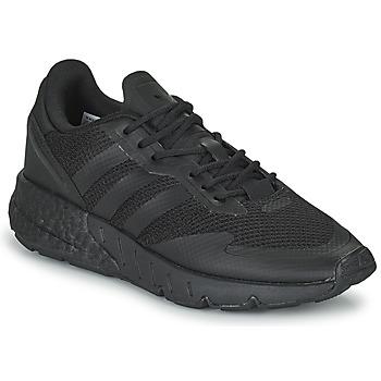 Buty Chłopiec Trampki niskie adidas Originals ZX 1K BOOST J Czarny