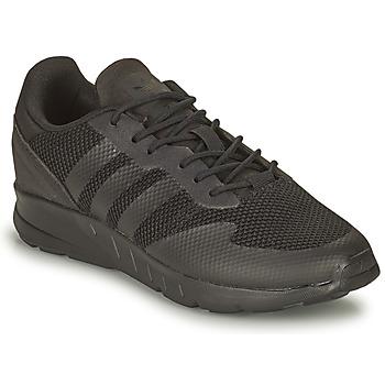 Buty Chłopiec Trampki niskie adidas Originals ZX 1K C Czarny