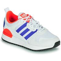 Buty Dziecko Trampki niskie adidas Originals ZX 700 HD J Niebieski / Biały / Czerwony
