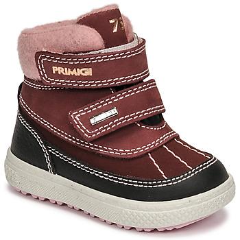 Buty Dziewczynka Śniegowce Primigi BARTH 19 GTX Bordeaux