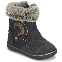 Buty Dziewczynka Śniegowce Primigi SNORKY GTX Marine / Brązowy