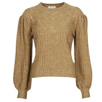 tekstylia Damskie Swetry Molly Bracken LA877A21 Camel